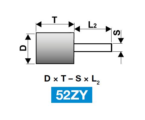 32131-105500 T52 10×25-6×40 48C  40 O6 VC40  max 40m/s
