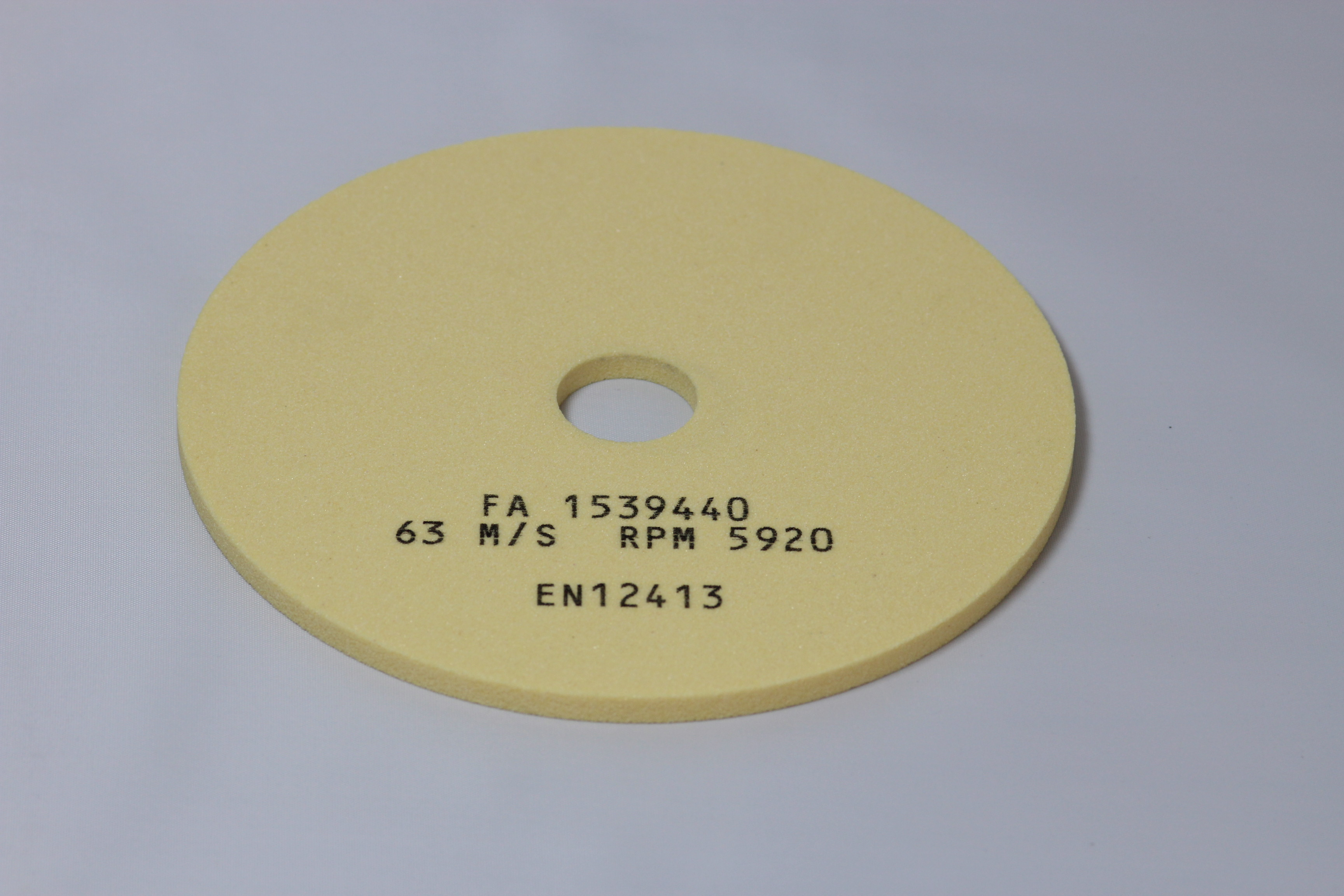 1  203,2x7,9x31,75  A70II5V / 63 , special unbalance 1,5g
