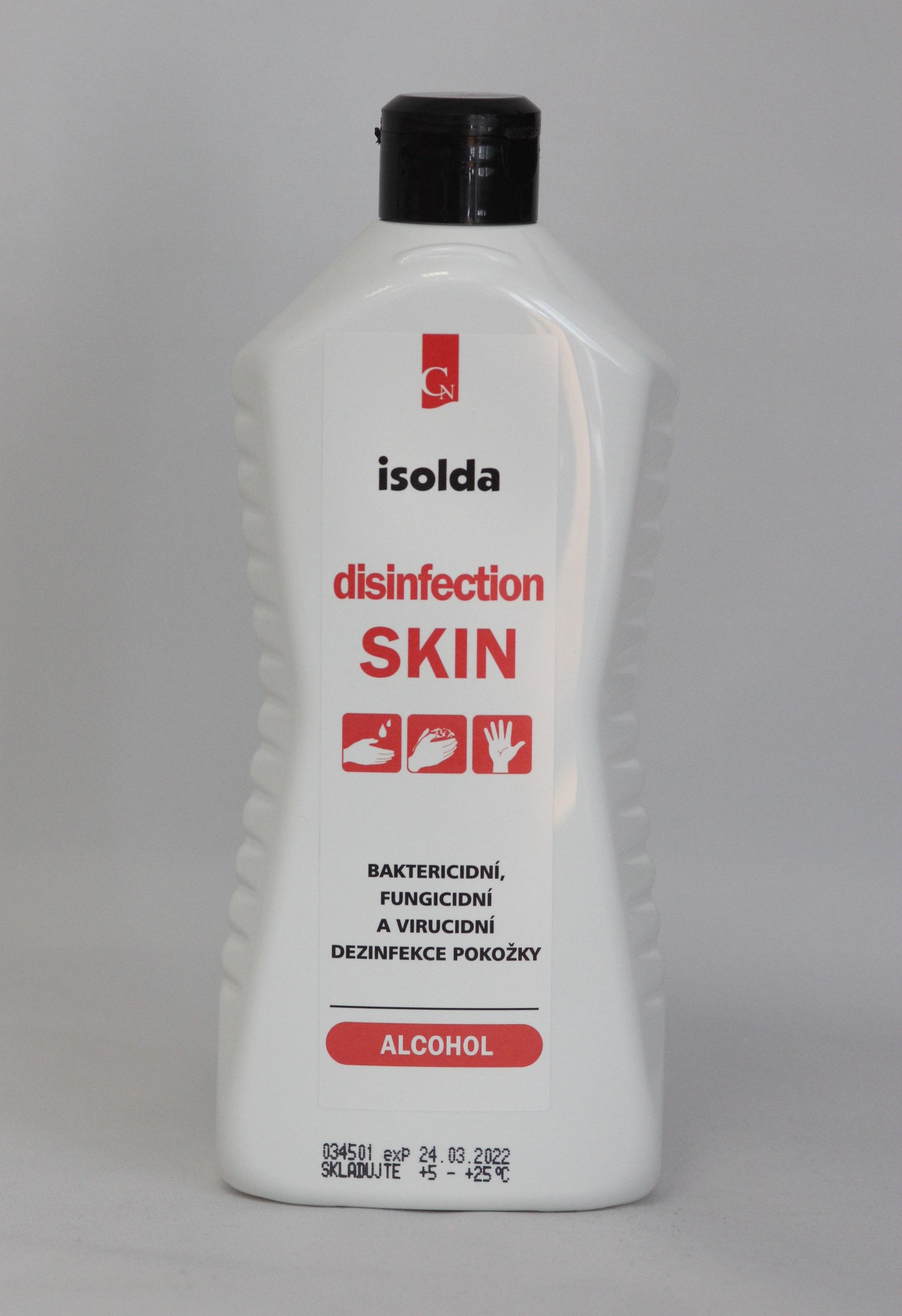 ISOLDA desinfekce SKIN  500ml